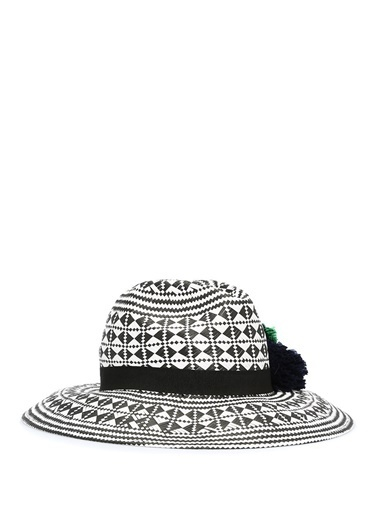 Helena Berman London Şapka Siyah
